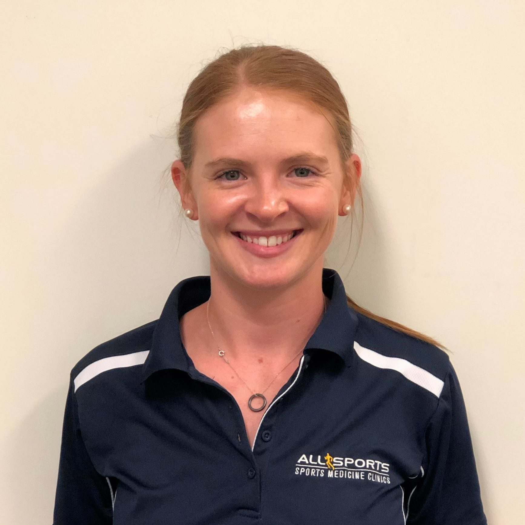 Brooke Chapman - Allsports Physiotherapy Exercise Physiologist