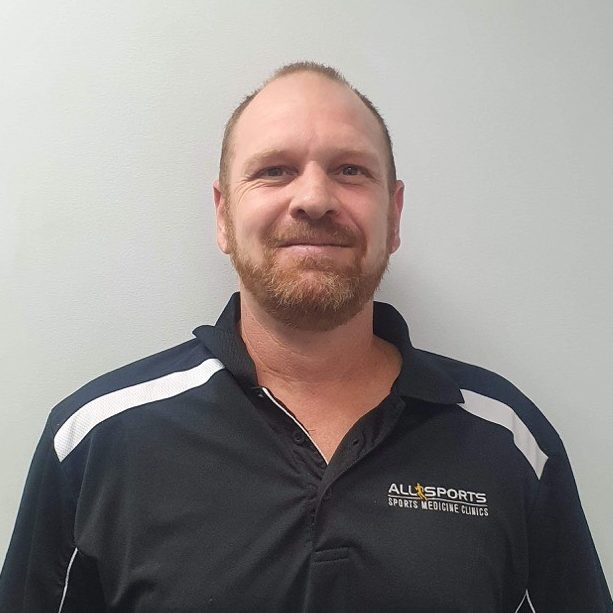 Dan Newell - Allsports Physiotherapy Massage Therapist