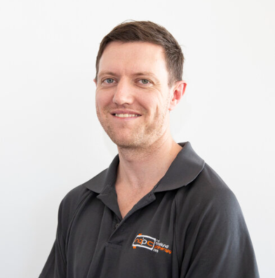 Dean Jackson - North Queensland Physiotherapy Clinic
