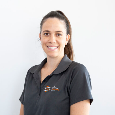 Leisha Gilbert - North Queensland Physiotherapy Clinic