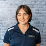 Megan Kirkby - Physiotherapist