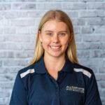 Paige Hawkins - Physiotherapist