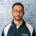 Joseph Mejias - Physiotherapist