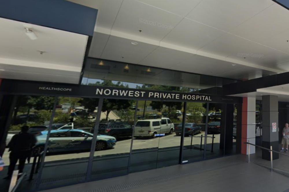 Hills Norwest (Hand Therapy Group)