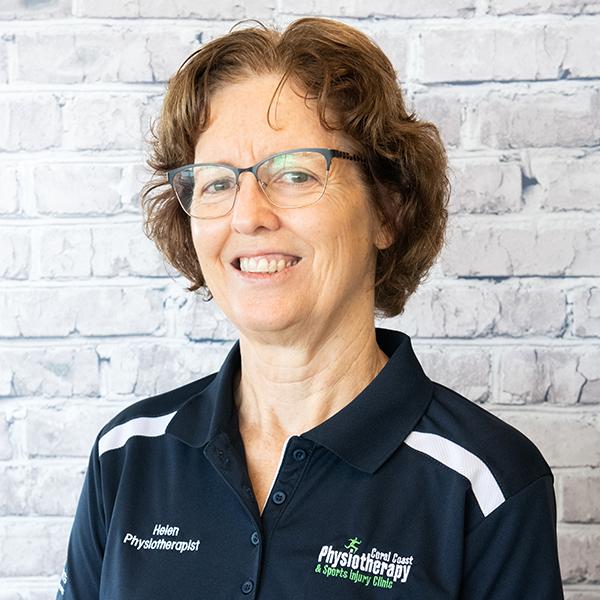 Helen Jurgens Physiotherapist