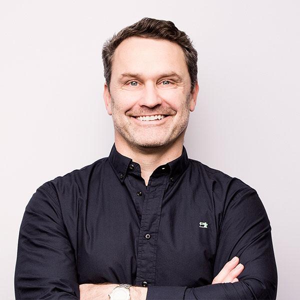 Jason Rogers Physiotherapist