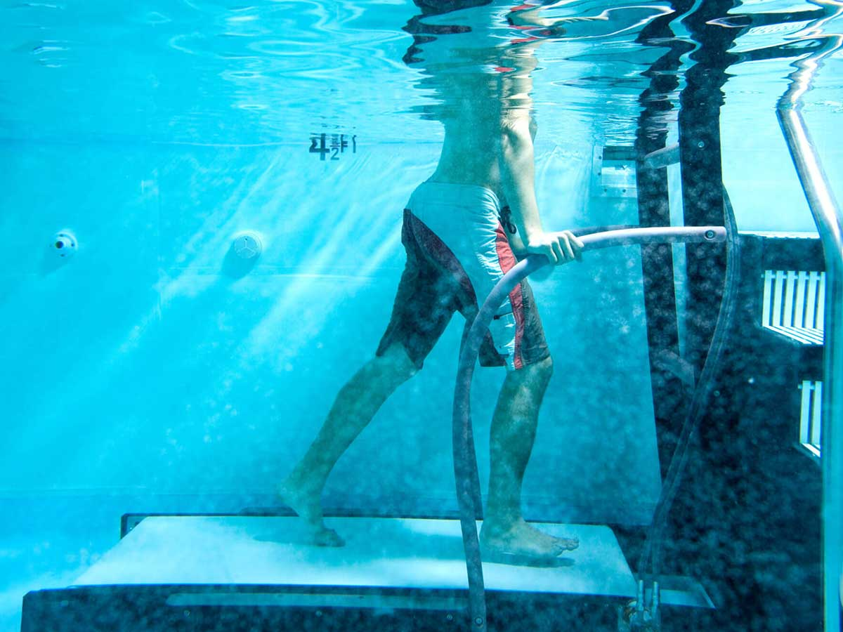 Hydrotherapy Allsports Physio