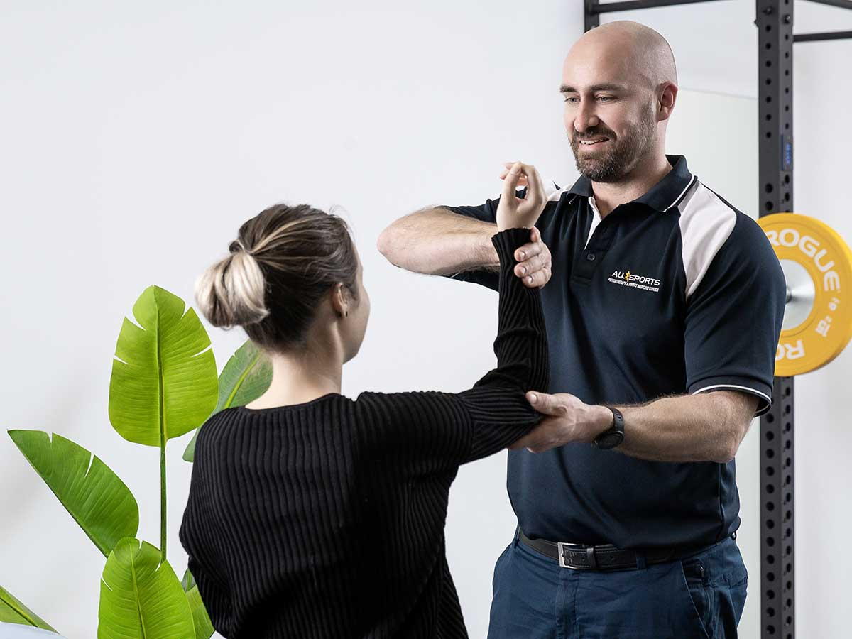 Physiotherapy at Allsports