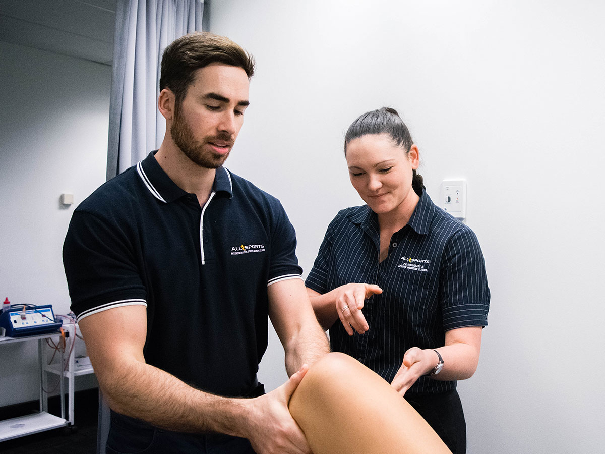 Allsports Physiotherapy Treatment