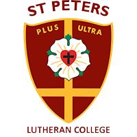 St Peres Lutheran College Logo
