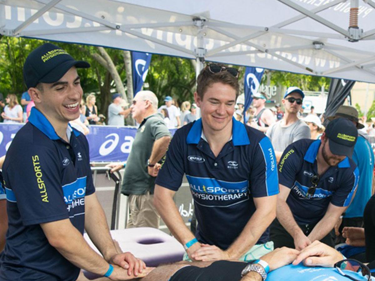 Allsports Physio Community Sponsors