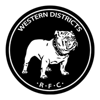 Wests Bulldogs Toowong Rugby Logo