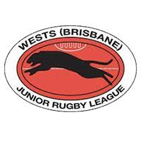 Wests Junior Rugby Club Logo