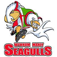 Wynnum Manly Seagulls Logo